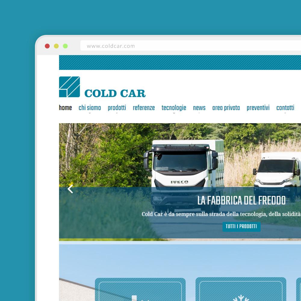 Sito Internet Cold Car Alessandria