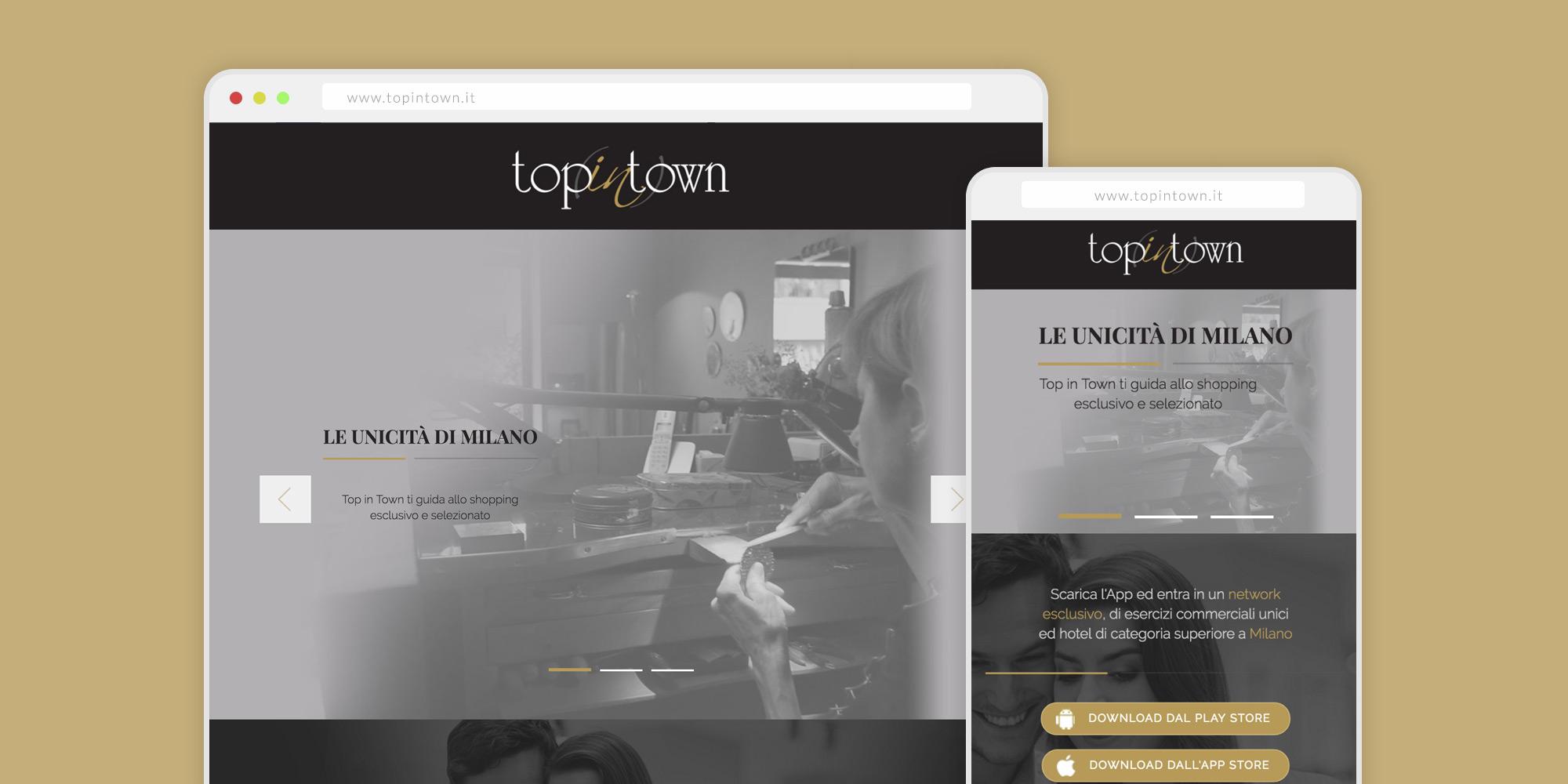 Top in Town App