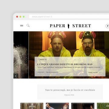 Paper Street - Rivista Online 2