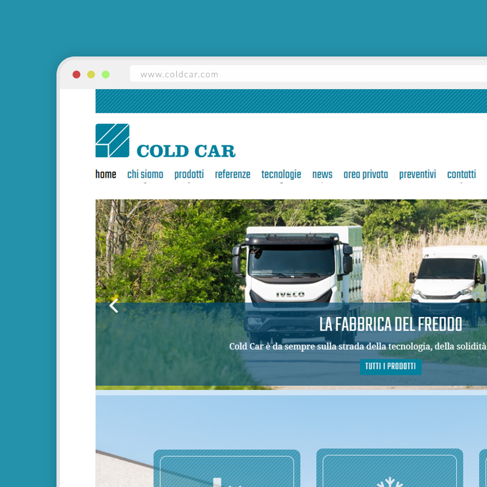 Sito Internet Cold Car Alessandria